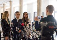 XXV sesja Sejmu Dzieci i Młodzieży