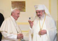 Papież spotkał się ze Stałym Synodem Rumuńskiej Cerkwi