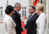 Wizyta Prezydenta Litwy