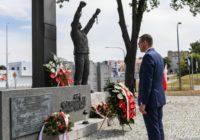 Tu kruszał mur komunistycznego zniewolenia