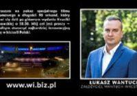 Łukasz Wantuch chce być cenzorem